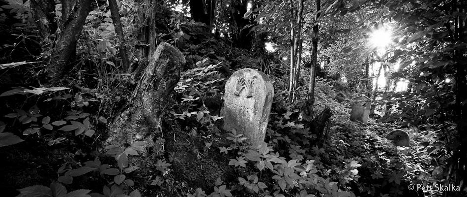 Sudety - Jewish cemetery